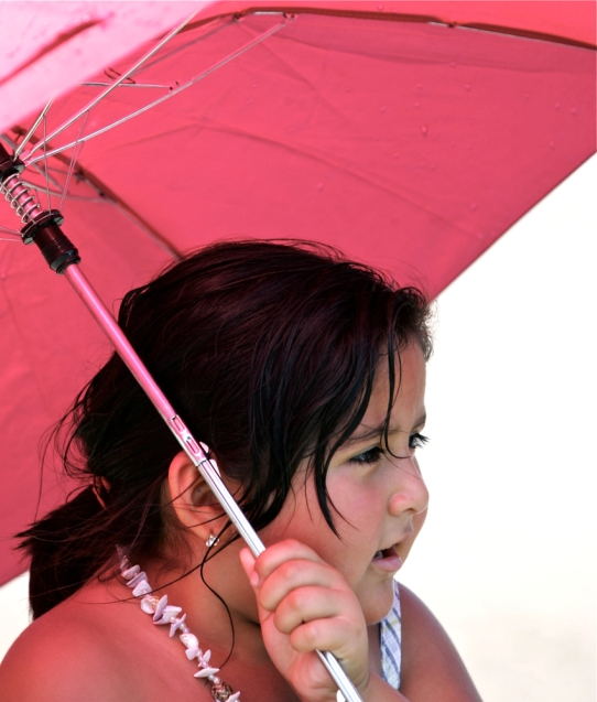 And my umbrella is perfect, too / Claire O'Brien 2009