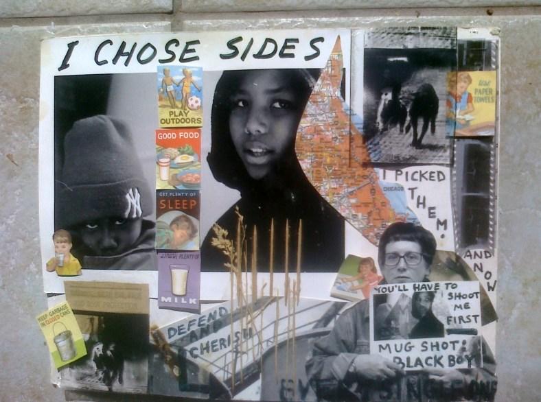 I Chose Sides/Claire O'Brien 2001