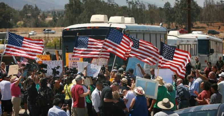 Immigration Overload California