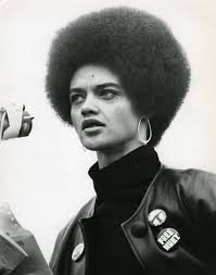 The Icon: Kathleen Cleaver