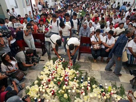 Mexico-memorial