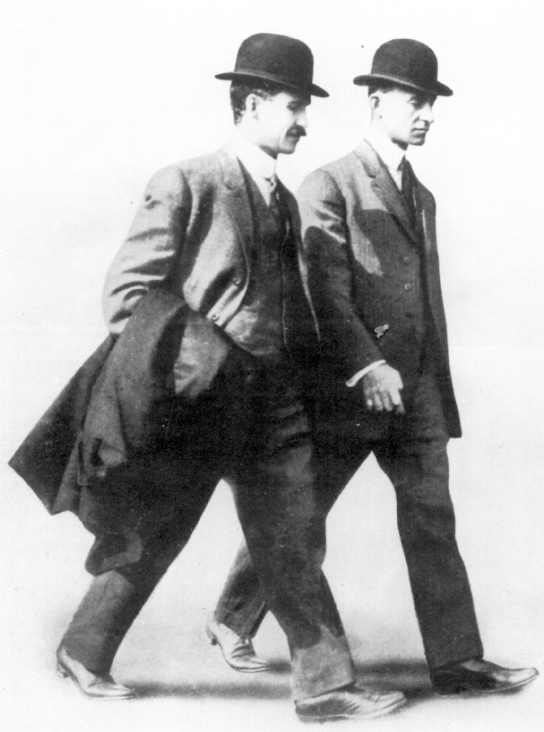 1909_Will_and_Orv